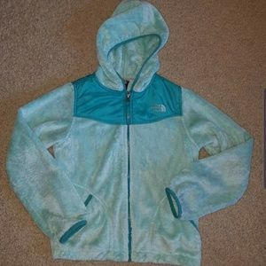 North face fleece sz 10-12